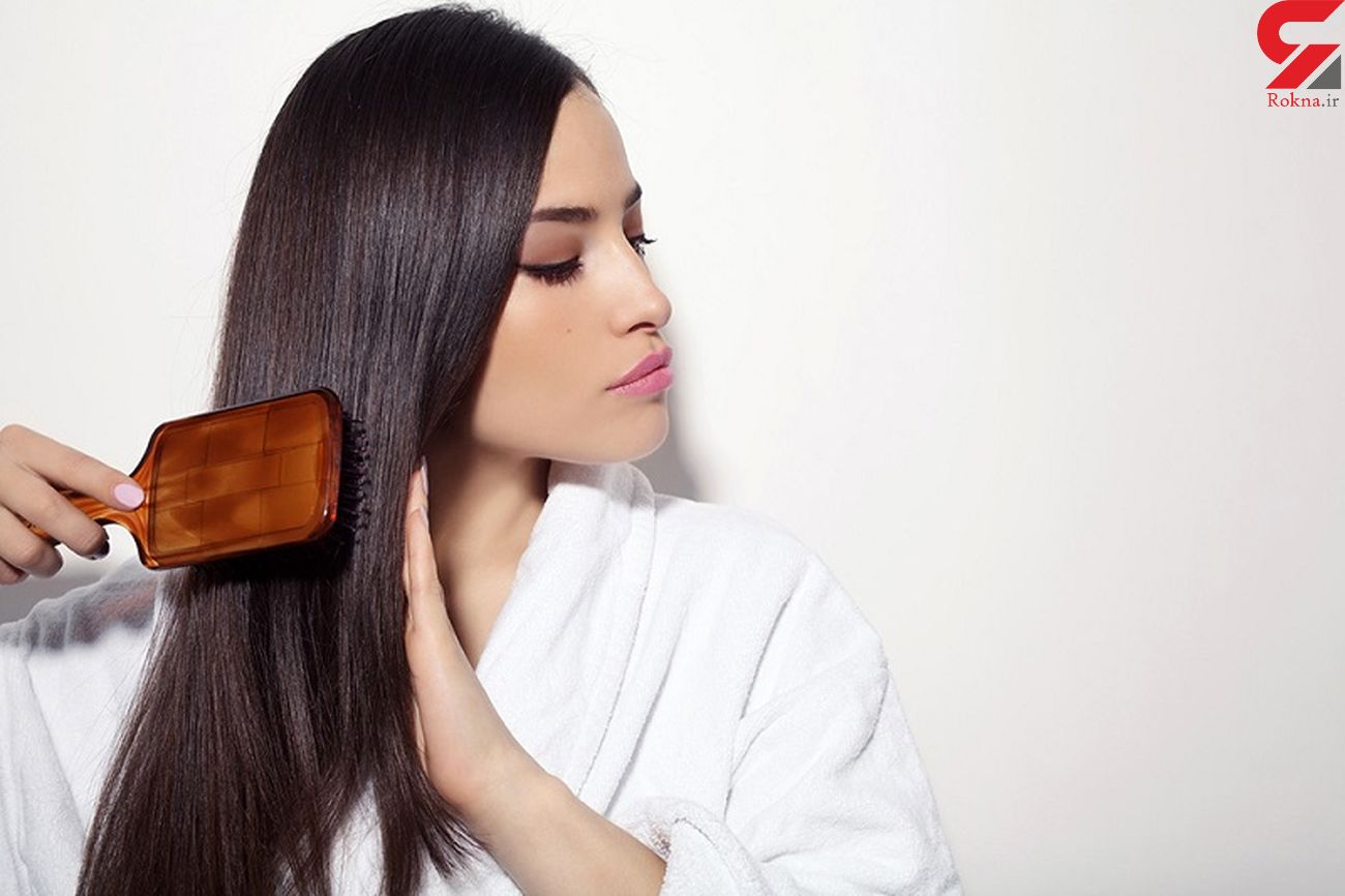 رفع گره مو با ساده ترین روش ها/ 4 ماسک طبیعی خانگی