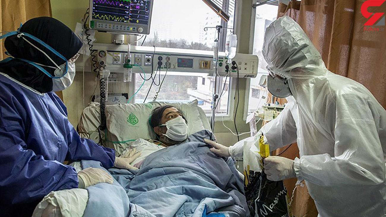 بیمارستانهای نظامی به کمک بیماران کرونایی خوزستان آمدند