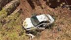 مرگ پدر و زخمی شدن مادرو نوزاد در  در جاده چالوس