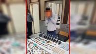 آقای دکتر دزد خودروی بیماران تهرانی بود! + عکس