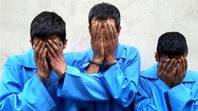گناه بزرگ 3 مرد خندابی در مساجد و امامزادهها