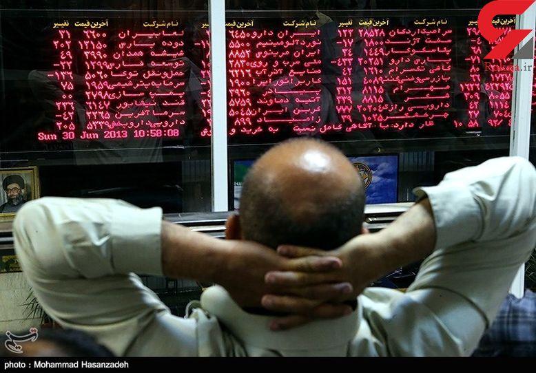 افزایش 1 درصدی شاخص بورس تهران