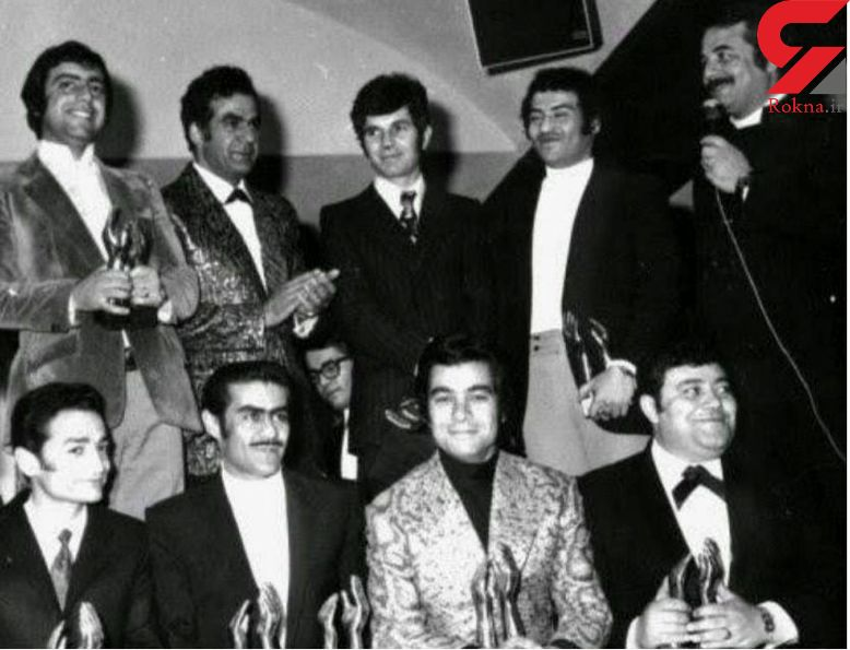 جایزه بازیگری ناصر ملکمطیعی به سرقت رفت! + عکس