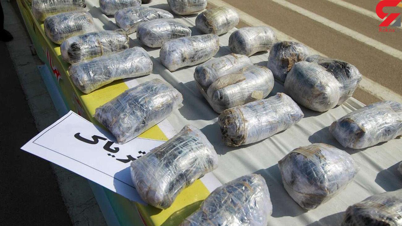 دپوی مواد مخدر در خانه مرد تهرانی / بازداشت 4 قاچاقچی