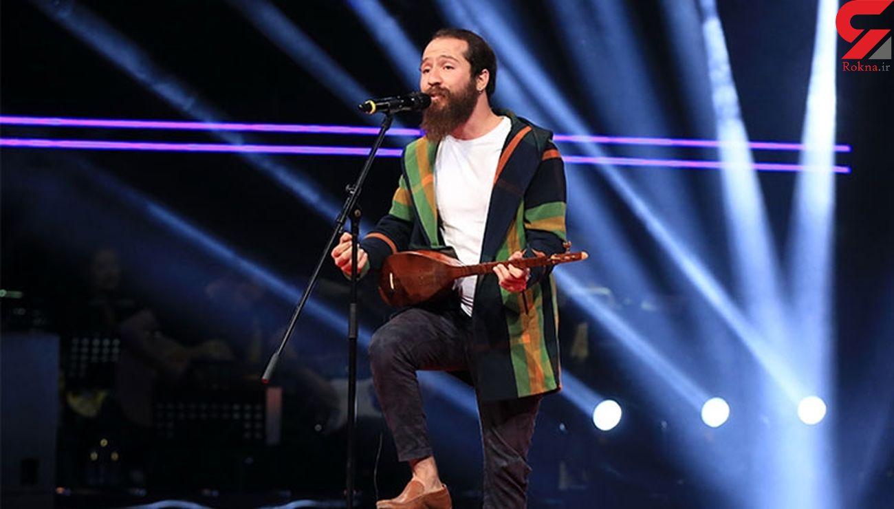 خواننده ایرانی با صدای خود داوران مسابقه ترکیه ای را میخکوب کرد +عکس و صوت
