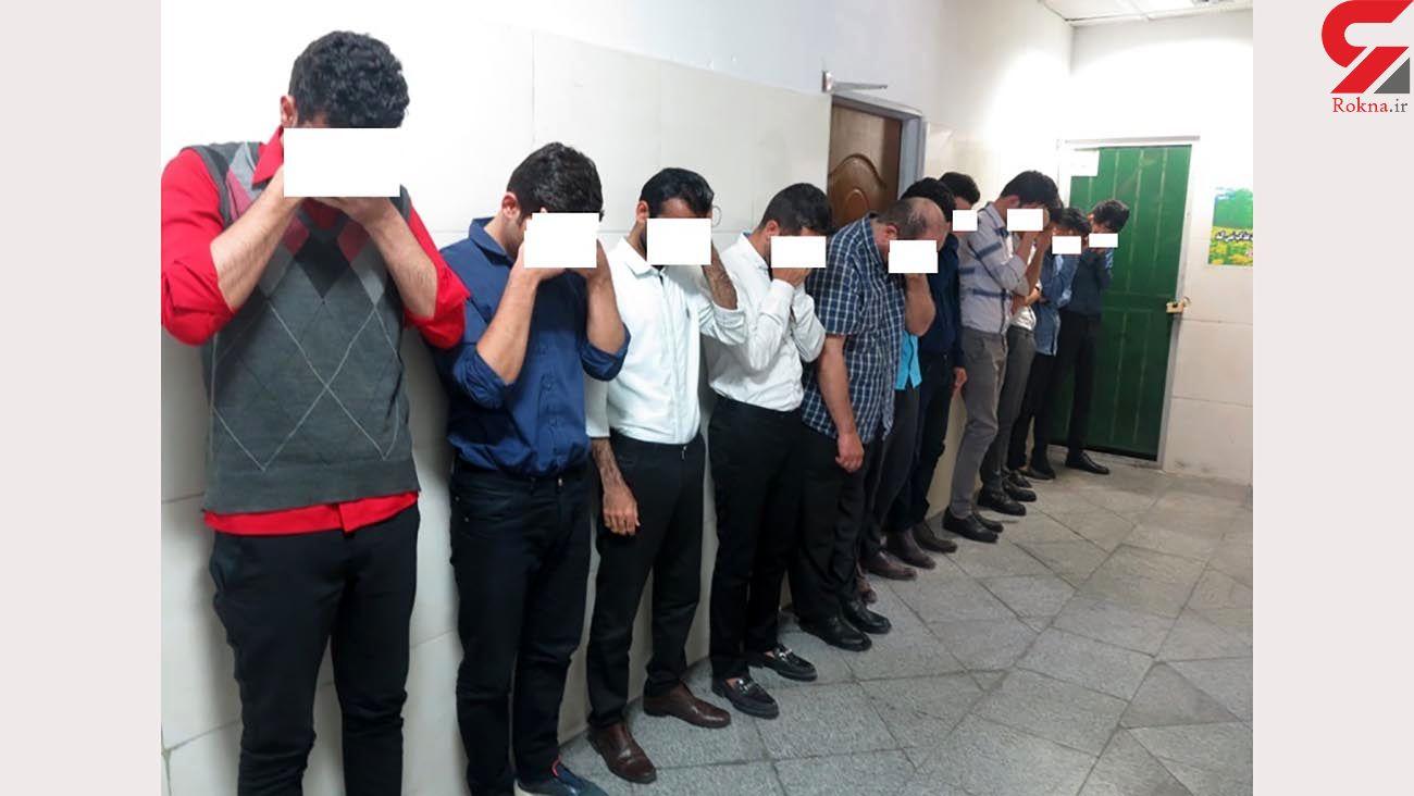 انهدام باند سارقان سیم برق در غرب مازندران
