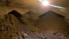 کشف مهرکده زیرزمینی در سفید شهر+ تصاویر