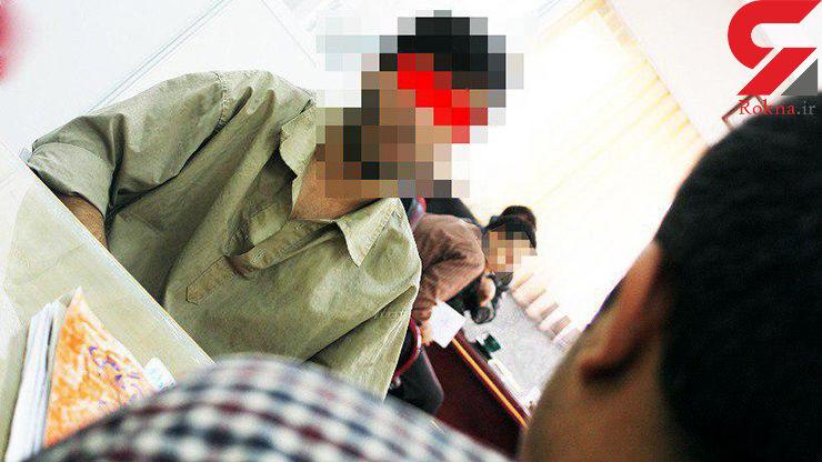 وسوسه های زن خائن برای قتل شوهر توسط پسردایی اش + عکس ها