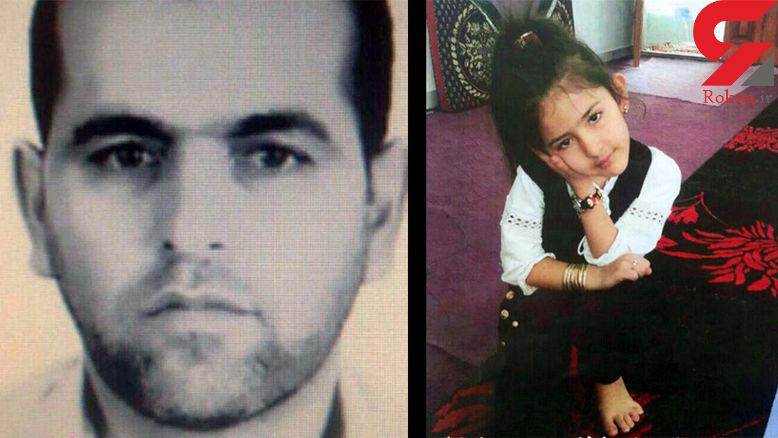 اولین عکس از قاتل آتنا اصلانی / او در روز حادثه پدر آتنا را دلداری می داد! + عکس