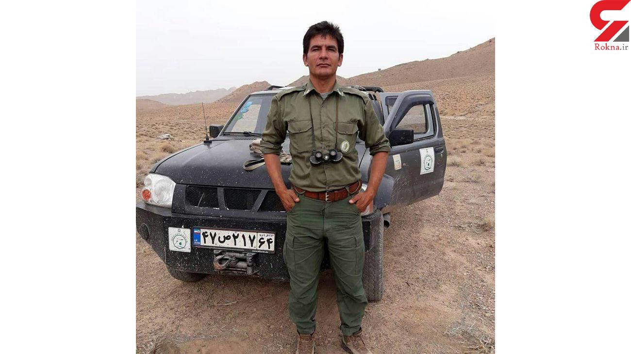 شلیک اشتباهی به کریم محیط بان مهریزی / جمشید از لحظه مرگ دوستش گفت + عکس