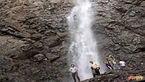 سقوط مرگبار از آبشار طالقان / مرد 45 ساله جان باخت
