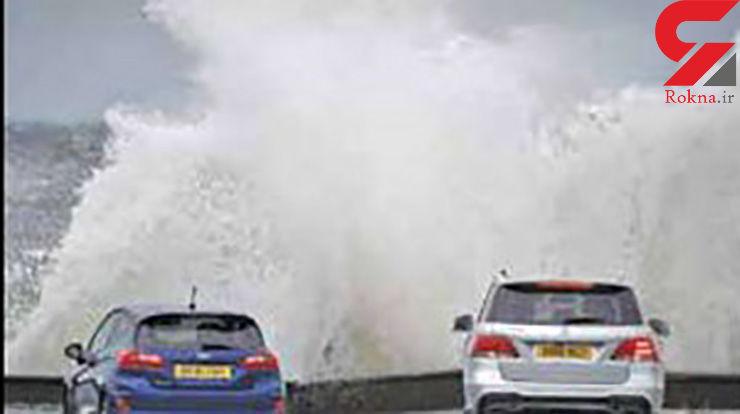 مرگ 3 نفر بر اثر وزش باد شدید