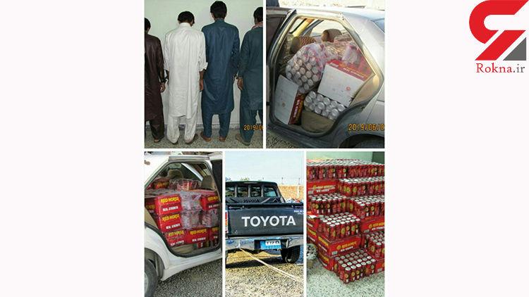 کشف ۲۰۴۰ قوطی مشروبات الکلی در نیکشهر