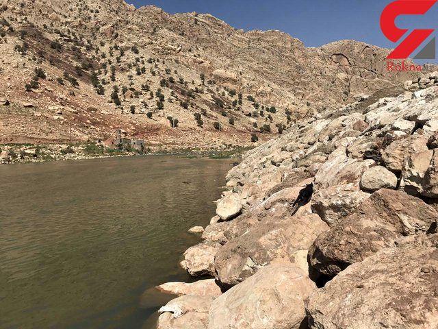 """کاهش 77 درصدی آب رودخانه """"مادیانرود"""" لرستان"""