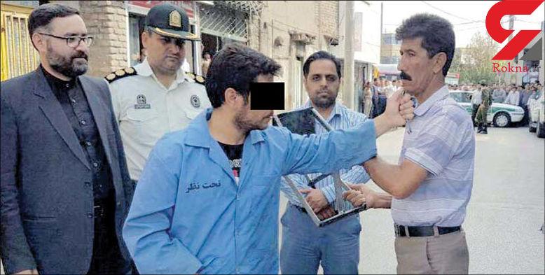 اعدام یک مرد در زندان مشهد! / قتلی که هنوز عجیب است ! + عکس صحنه قتل