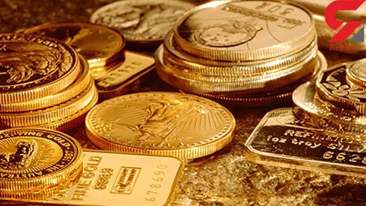 قیمت سکه امروز پنجشنبه ۷ فروردین
