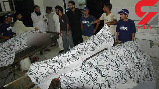 کشف جسد 4 برادر در خانه مجردی / بوی تعفن همسایه های پاکستانی را مشکوک کرد +عکس