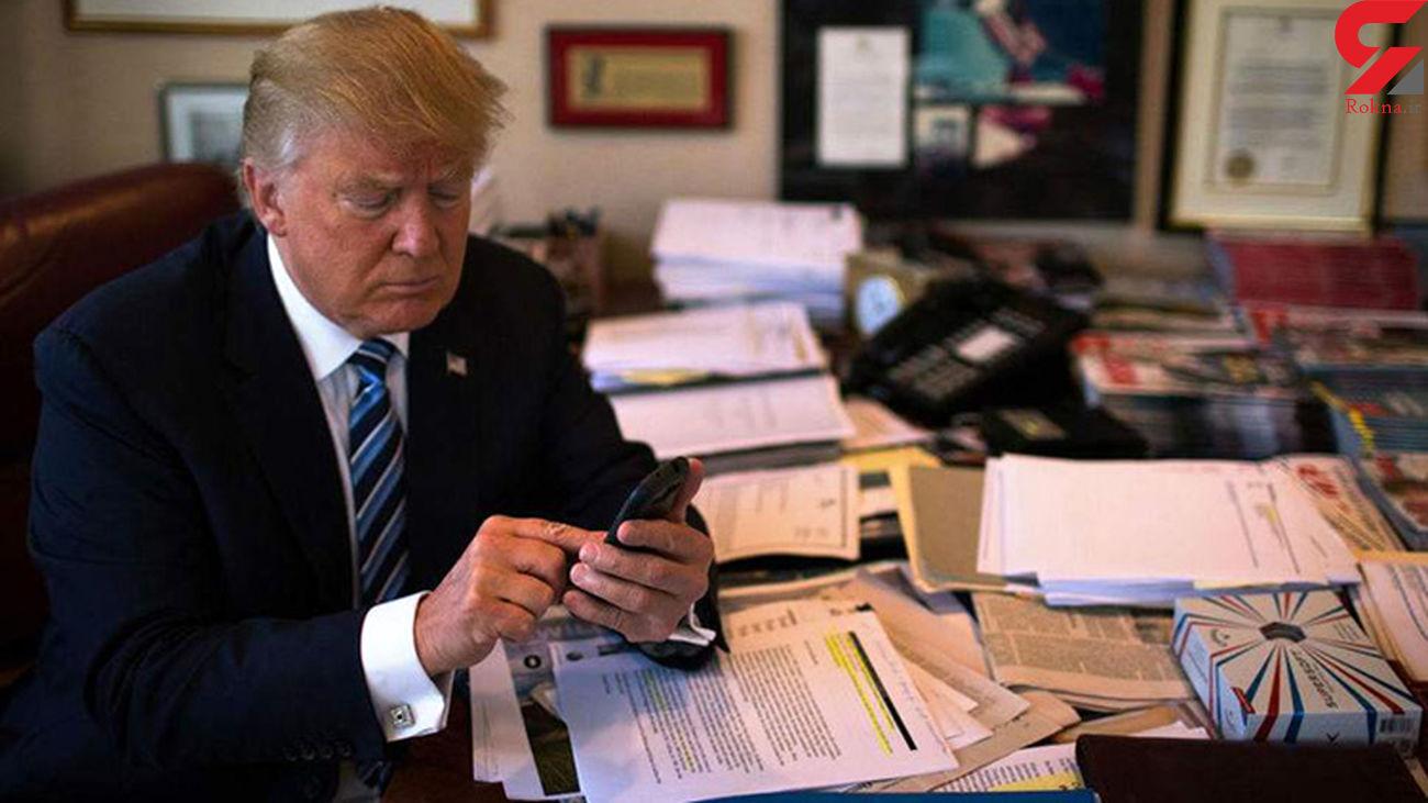شاهد پرونده استیضاح ترامپ از کاخ سفید اخراج میشود؟