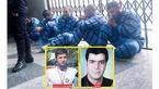 قاتل فوتبالیست مشهور تهرانی و 4 نوچه اش به دادگاه معرفی شدند +عکس