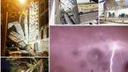 طوفان باز هم تهران را به هم ریخت + عکس