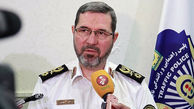 پیام تسلیت رییس پلیس راهور در پی بروز سانحه اتوبوس در نطنز
