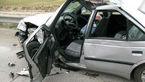 واژگونی پژو 405، 3 کشته و یک مجروح بر جای گذاشت