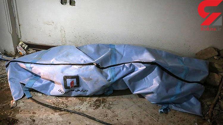 عکس دزدی که با برق گرفتگی کشته شد / در امین آباد رخ داد