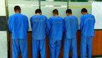 دستگیری عاملان سرقتهای مسلحانه در سیستان و بلوچستان