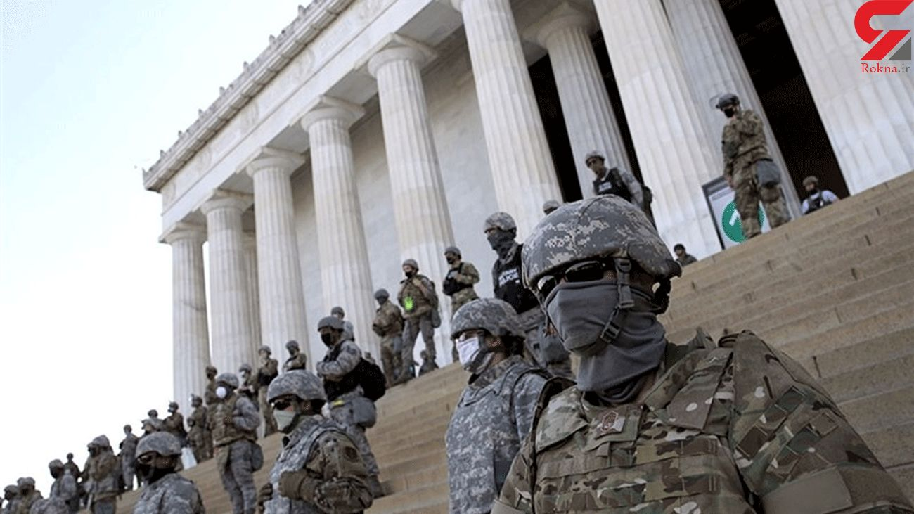 Thousands of National Guard Troops Set to Descend on DC to Support Biden Inauguration