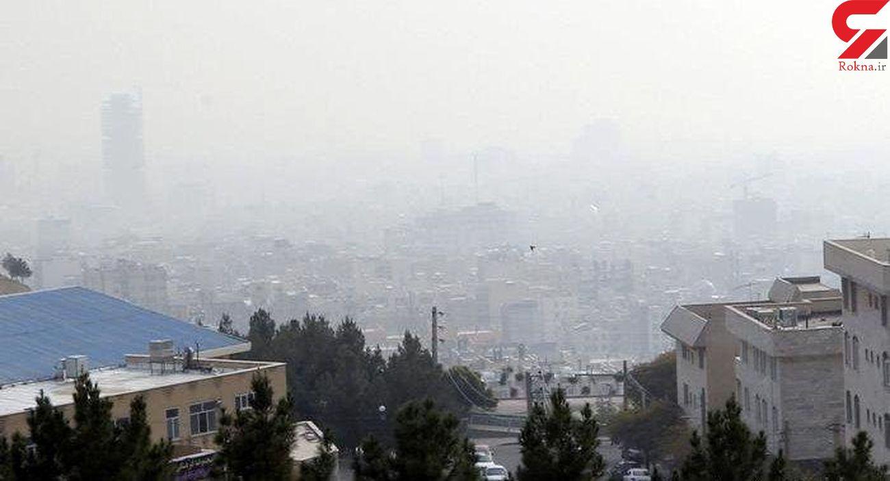 علت بوی نامطبوع تهران اعلام شد