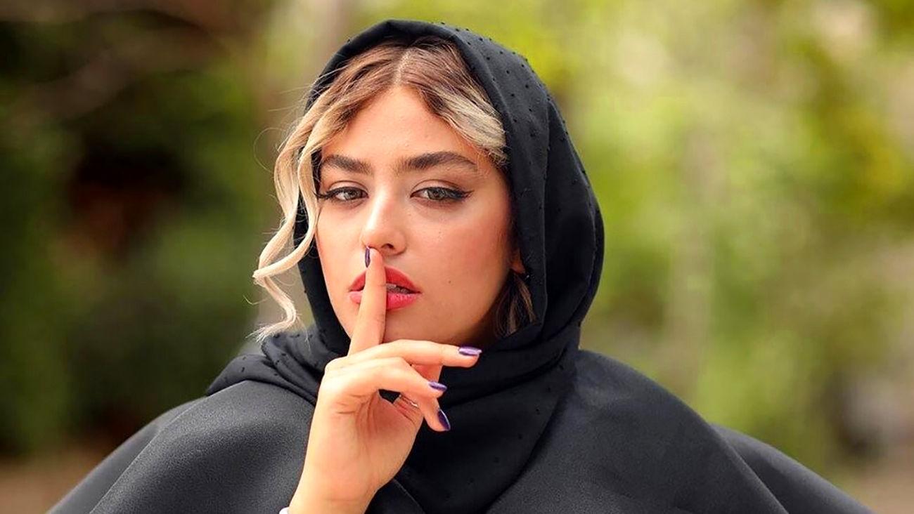 اخطار جدی به ریحانه پارسا به خاطر بی حجابی + فیلم