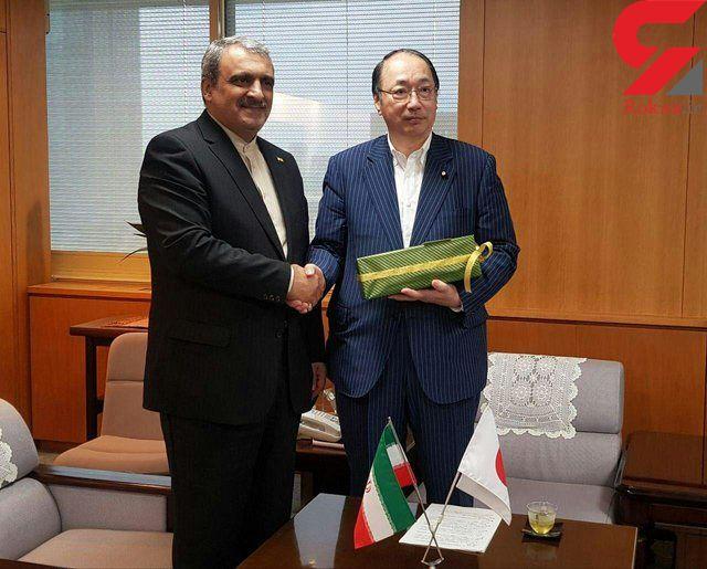 دیدار سفیر ایران با وزیر محیط زیست ژاپن