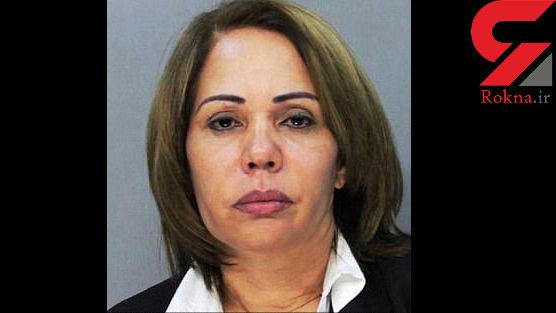 حکم عجیب زنی که برای ماموران زندان طنازی می کرد+ عکس