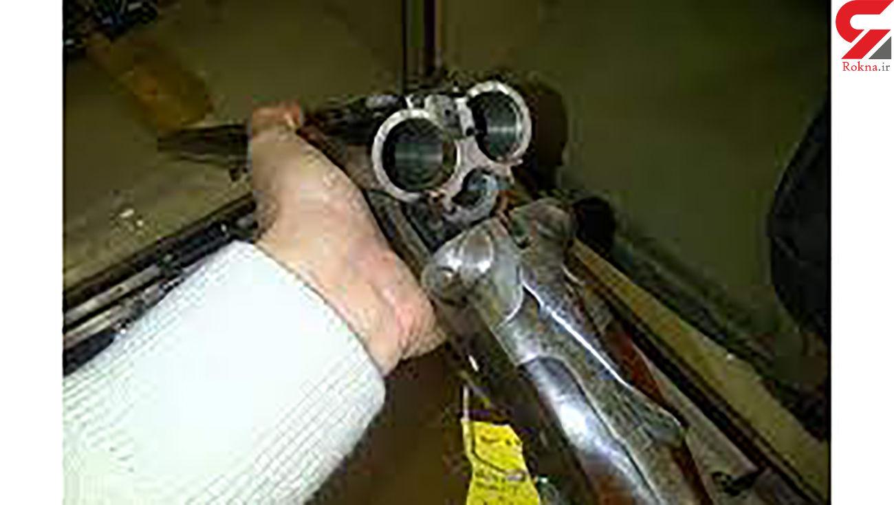 بازداشت مرد هفت تیرکش در مراسم عروسی آبادانی ها + فیلم لحظه شلیک