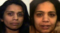 Two sisters turned gangsters who ran multi-million pound drugs ring from their 'Beauty Booth' business are jailed alongside 15 others