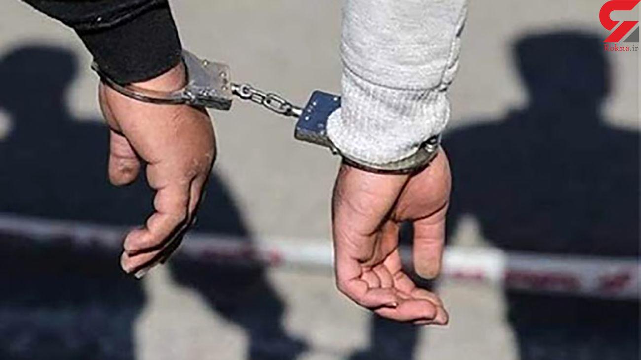 دستگیری سارق خانه و کشف 6 فقره سرقت در خرمشهر