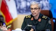 سرلشکر باقری: هیچ مسئلهای در غرب آسیا بدون ایران حل نمیشود