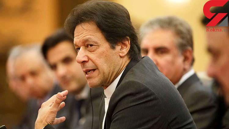 فردا عمران خان با روحانی دیدار می کند