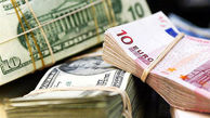 قیمت دلار و یورو دولتی افزایش یافت