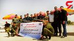 شلیک های پلیس آبادان به مسابقه گذاشته شد+عکس