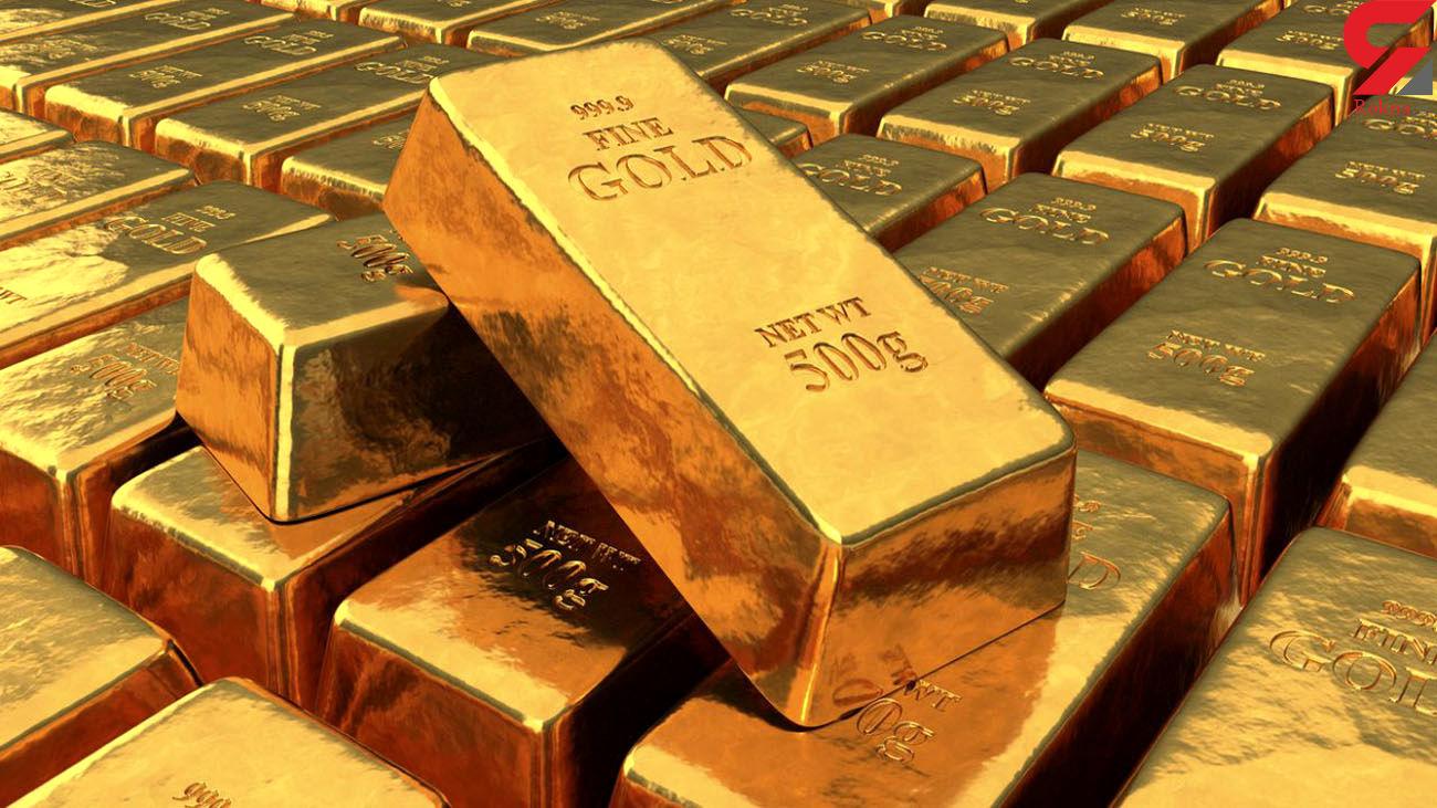 قیمت جهانی طلا امروز سه شنبه 9 دی ماه 99