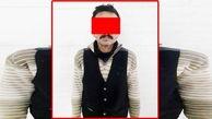دستگیری دزد سابقهدار در زمان سرقت پمپ آب در آبادان +عکس
