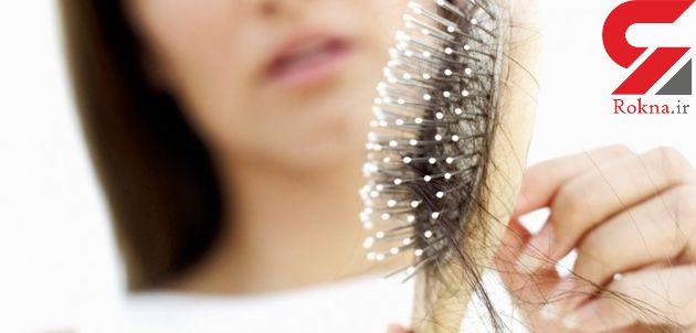 ریزش مو  شدید نشانه چه بیماری است؟