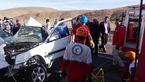 سانحه در اتوبان قزوین به زنجان ۳ مجروح برجای گذاشت