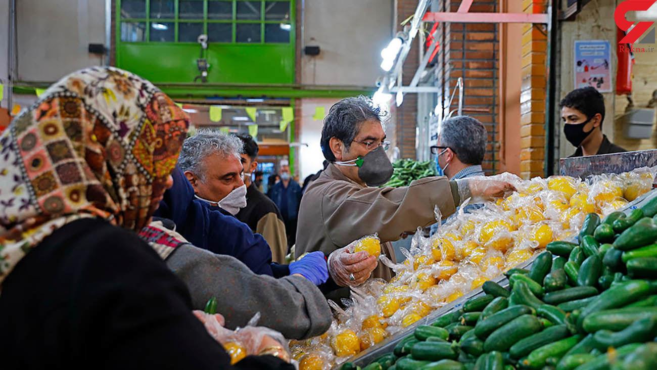 قیمت موز ، خیار و پرتقال ارزان می شود