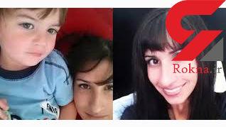 قتل عام وحشتناک مادر وکودکش / پدر آن ها را گلوله باران کرد! / امریکا +عکس