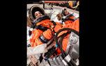 نخستین فضانورد زن ایران + عکس