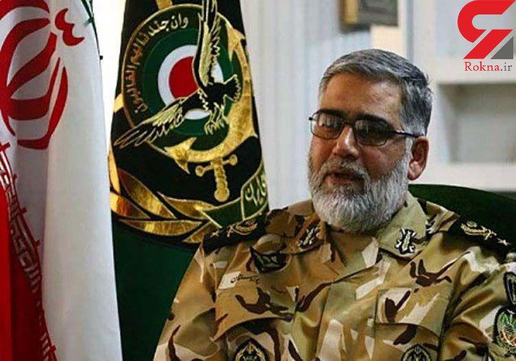 امیر سرتیپ پوردستان: تمامی حرکات دشمنان در مرزها و منطقه رصد میشود