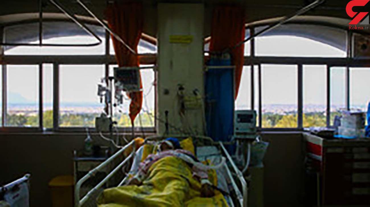 وضعیت حاد کرونا در بیمارستان الزهرا (س) اصفهان