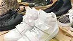 سارق مسلح کفش های گران قیمت دستگیر شد+ عکس